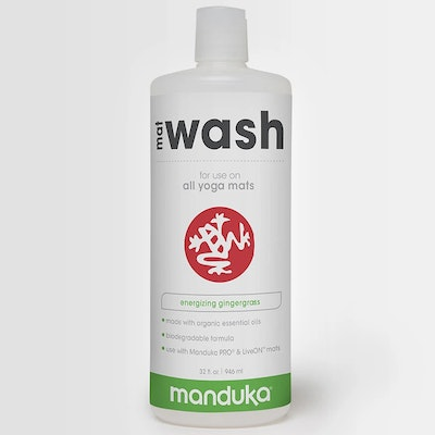 Yogamattrengöring All-Purpose Mat Wash Gingergrass refill - Manduka
