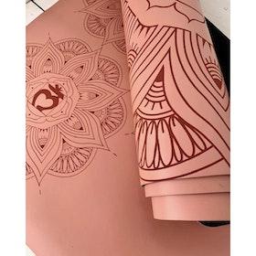 Yogamatta Sita 7 Chakra Peach Instant Strong Grip - OHMat
