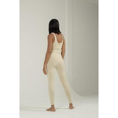 Yogabyxor Ananda leggings Gardenia - Indigo Luna