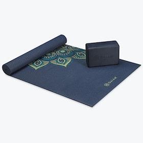 Yoga-kit Midnight Capri 4mm - Gaiam