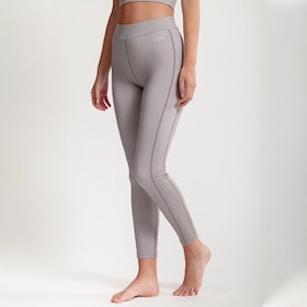 Yogaleggings Lydia Dizzy Taupe - DOM
