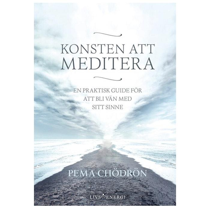 """Bok """"Konsten att Meditera"""" - Pema Chödrön"""