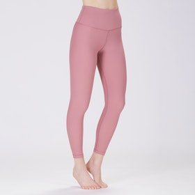 Yoga leggings Classic High waisted 7/8 Dusty Pink - Sisterly