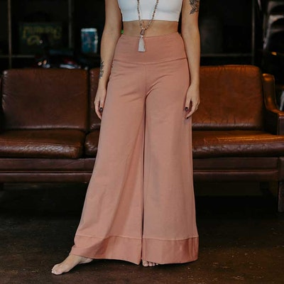 Byxor Big Pants Cork - Yogia