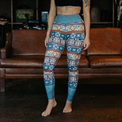 Yogaleggings Tribe Vibe - Yogia