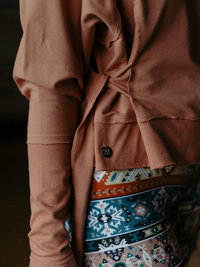 Tröja Sweater Knot Cork - Soul Factory