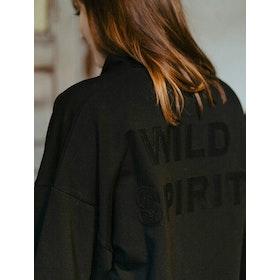 Kimono Wild Spirit Black - Yogia