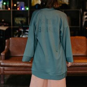 Kimono Wild Spirit Balsam Green - Yogia
