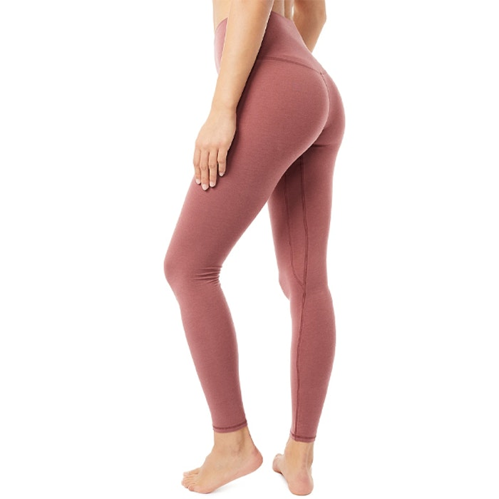 Yogaleggings High Rise Basic Negligée - Mandala