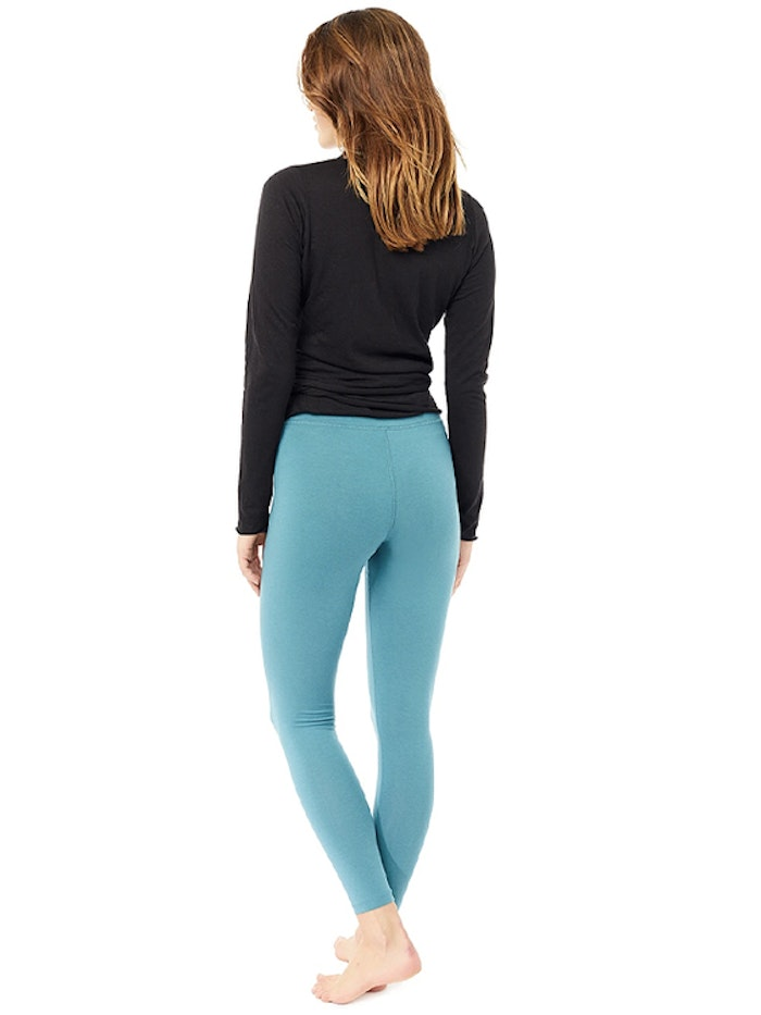 Yogaleggings Envelope Tights Bolshoi Green - Mandala