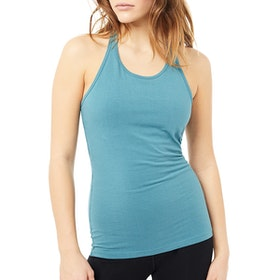 Yogalinne Extra Long Top Bolshoi Green - Mandala