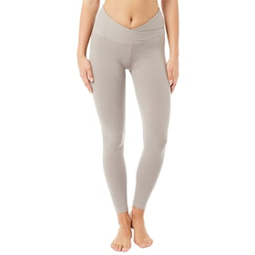 Yogaleggings High Rise Wrap Clay - Mandala