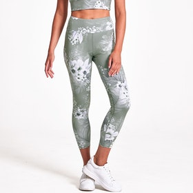 Yogaleggings Balance Surfside High Waist 7/8 - Dharma Bums