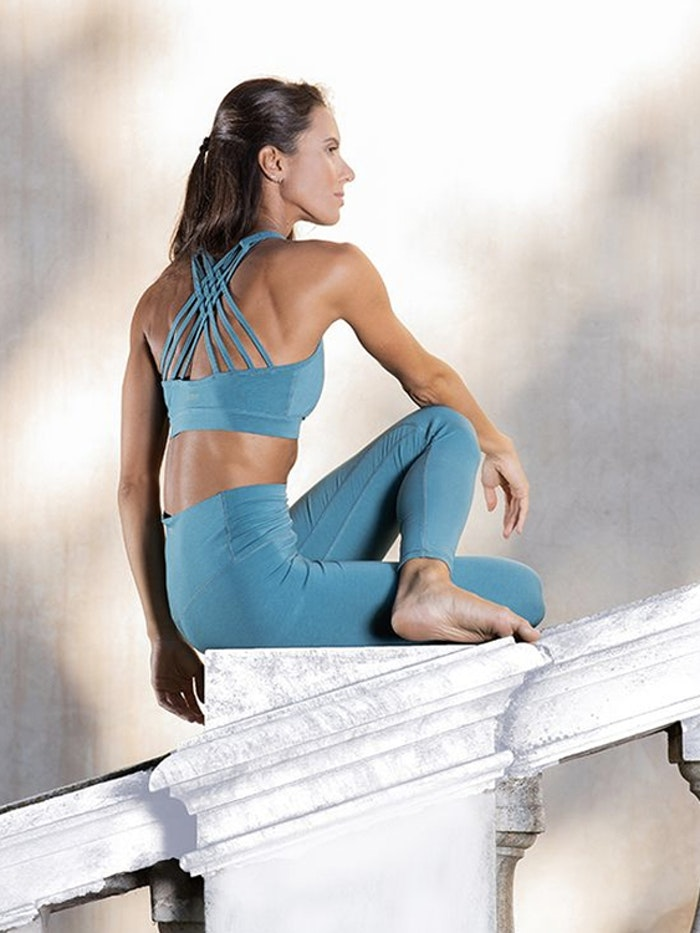 Yoga-BH Infinity Bolshoi Green - Mandala
