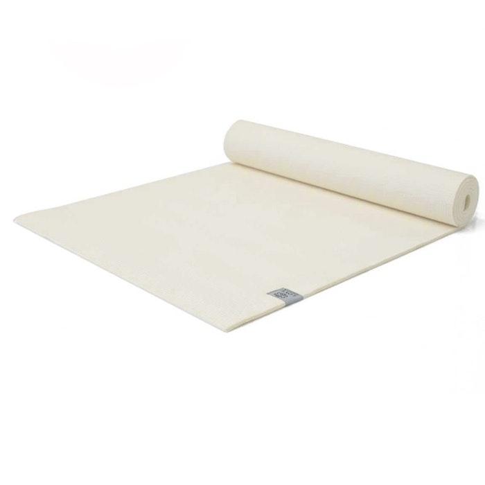 Yogamatta Love Extra Thick Ivory White 6mm - Love Generation