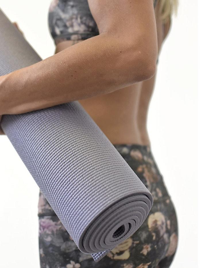Yogamatta Love Extra Thick Lavender 6mm - Love Generation