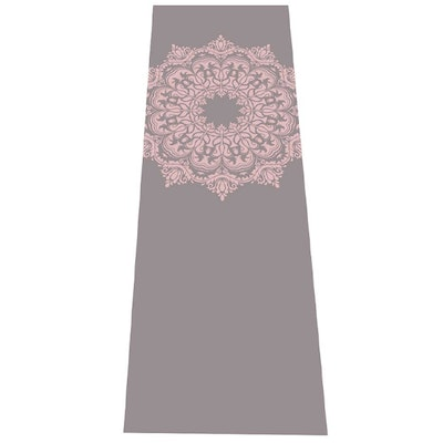 Yogamatta Mandala Warm Grey 4mm - Love Generation
