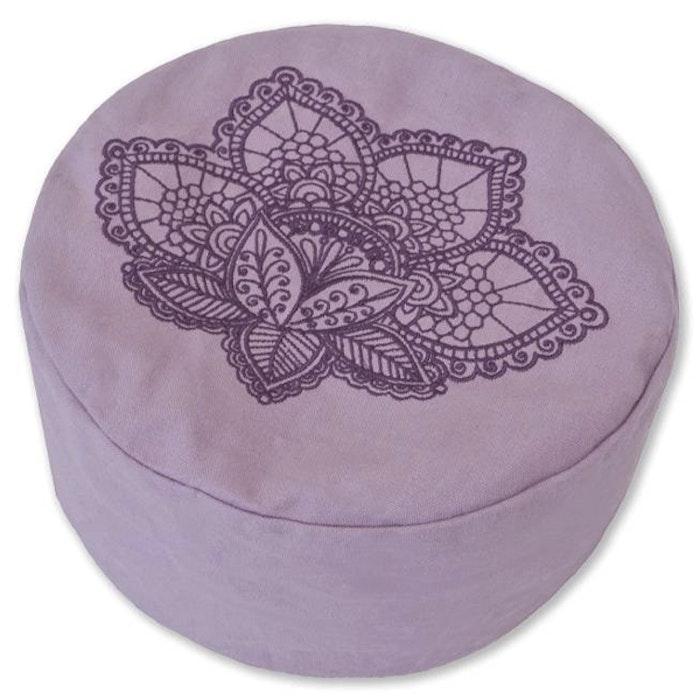 Meditationskudde Lotus Violet - Love Generation