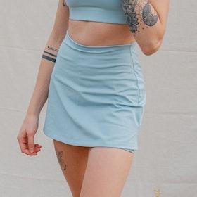 The skort kjol/shorts Sky - Girlfriend Collective