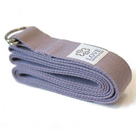 Yogabälte Cotton Violet - Love Generation