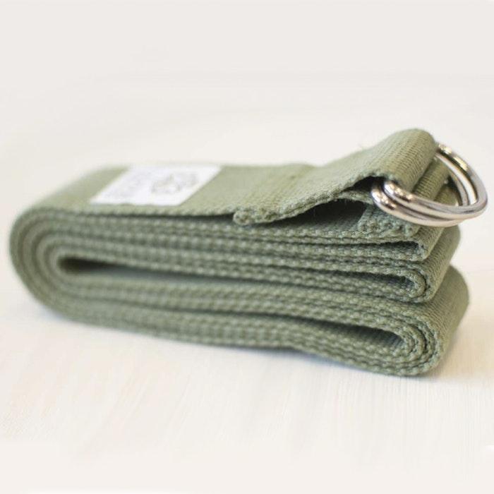 Yogabälte Cotton Green - Love Generation