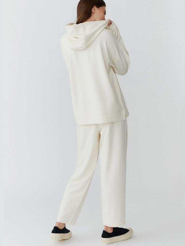 Hoodie Happy Kit White - Movesgood