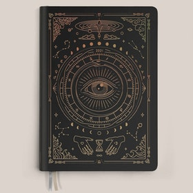 Kalender 2021 Astrological Planner Black - Magic of I