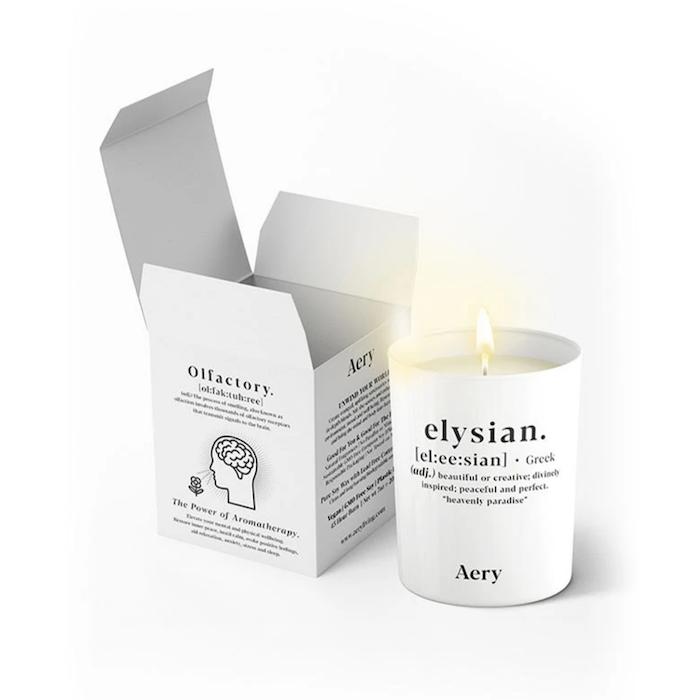 """Doftljus aromterapi """"Elysian"""" - Aery Living"""