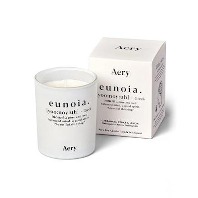 "Doftljus aromterapi ""Eunoia"" - Aery Living"