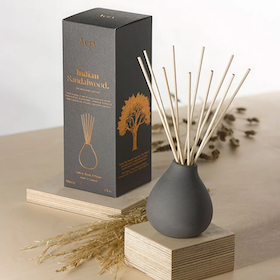 "Doftpinnar aromterapi ""Indian Sandalwood"" - Aery Living"