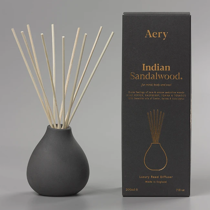 "Doftpinnar aromterapi ""Indian Sandalwood"" - Aery Living"