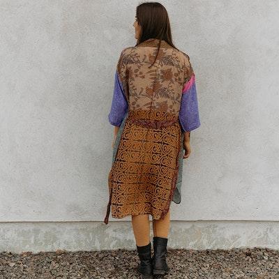 Kimono Magnolia long Nr 170 - Sissel Edelbo