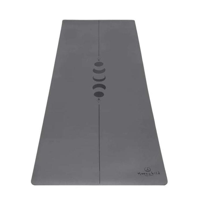 Yogamatta Stay Grounded Shadow grey - Moonchild Yogawear