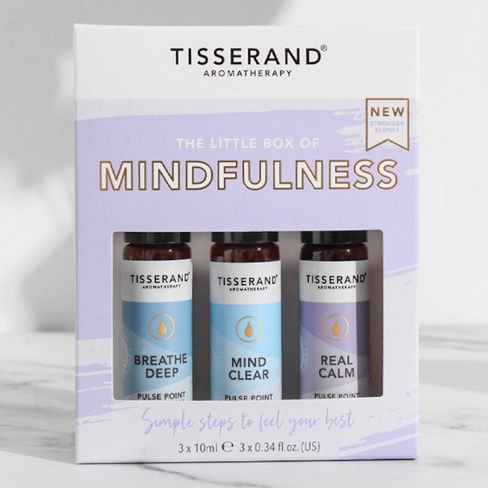 "Yogaoljor Roller ""Little Box of Mindfulness"" 3st oljor - Tisserand Aromatherapy"