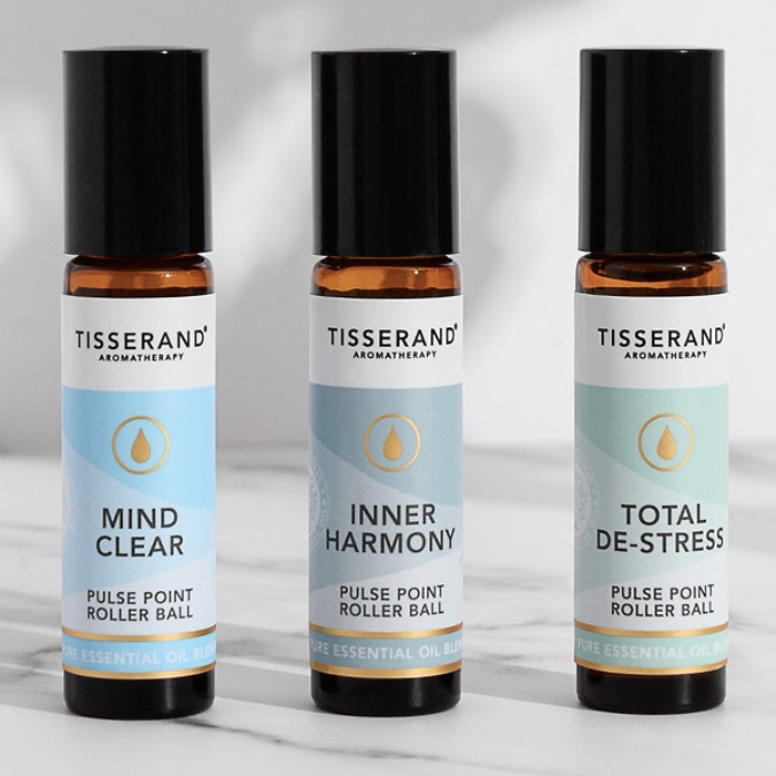 "Yogaoljor Roller ""The Little box of de-Stress"" - Tisserand Aromatherapy"