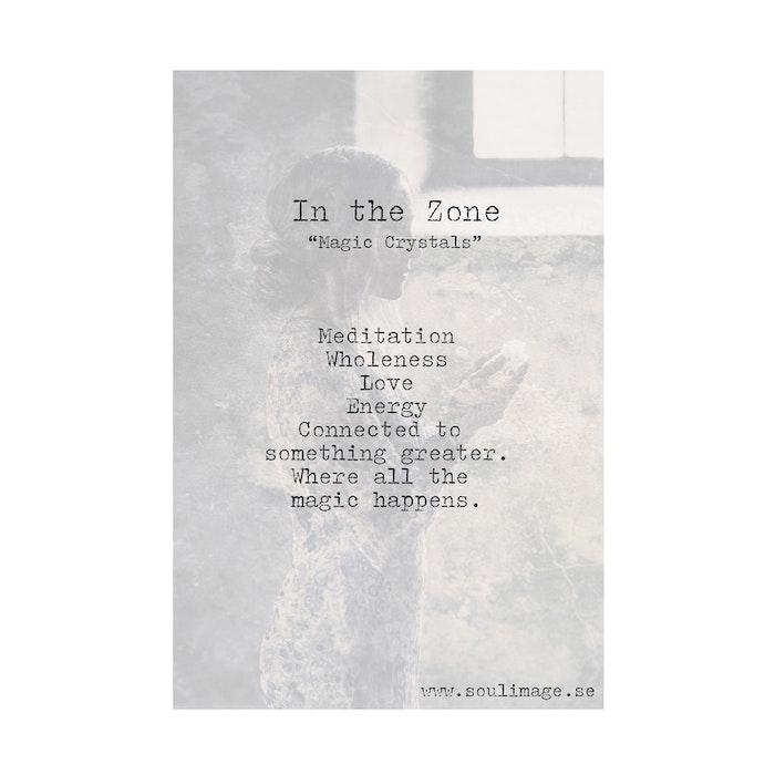 """Fotokonst """"In the Zone"""" 50x70cm - Soul Image"""