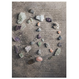 "Fotokonst ""Sign of Peace"" 50x70cm - Soul Image"
