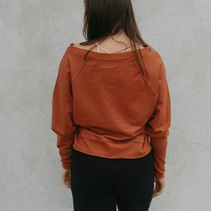 Tröja Sweater Knot Baked Clay - Soul Factory