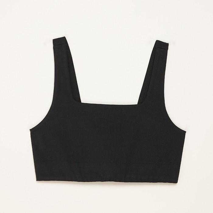 Sport-BH Yoga Tommy bra Black - Girlfriend Collective
