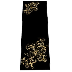 Yogamatta Legendary Extra Thick Black Gold 6mm - Love Generation