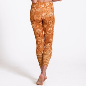 Yogaleggings Balance Honey Kiss High Waist 7/8 - Dharma Bums