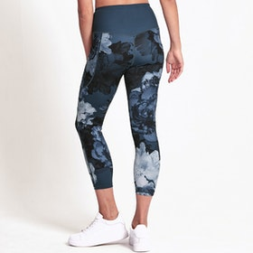 Yogaleggings Motion Morning Mist Pocket 7/8 - Dharma Bums