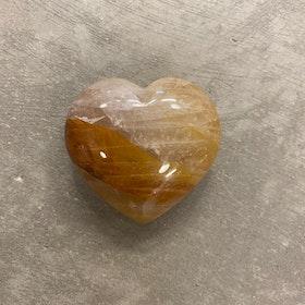Golden Healer Hjärta Large - Yogia