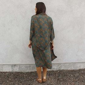 Kimono Magnolia long Nr 195 - Sissel Edelbo