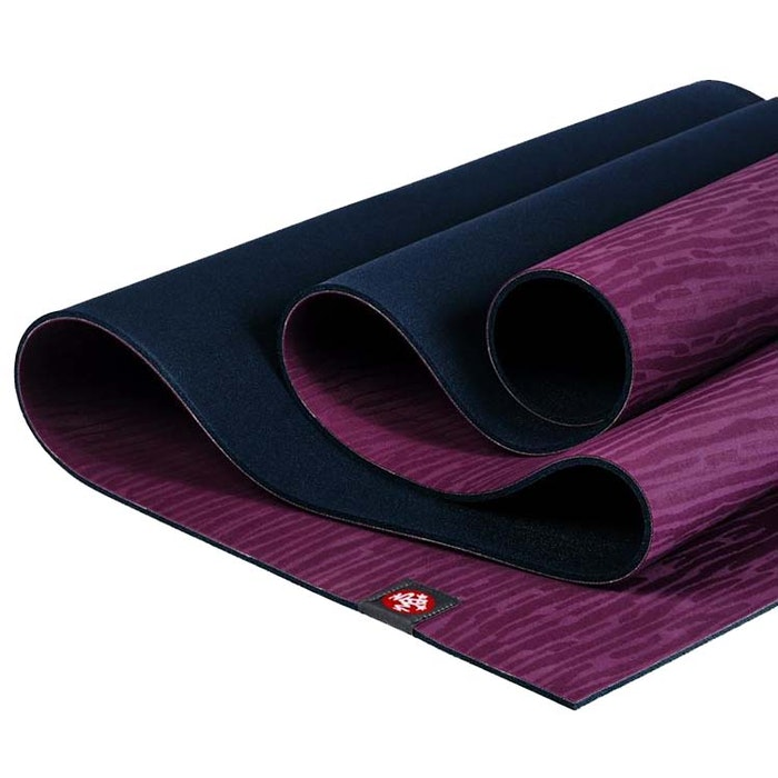 Yogamatta 4mm eKO Lite Acai Midnight - Manduka