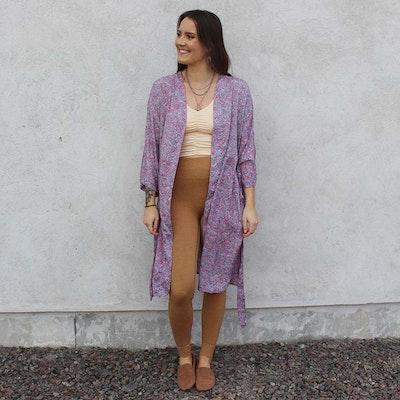 Kimono Magnolia long Nr 200 - Sissel Edelbo