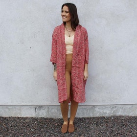 Kimono Magnolia long Nr 202 - Sissel Edelbo