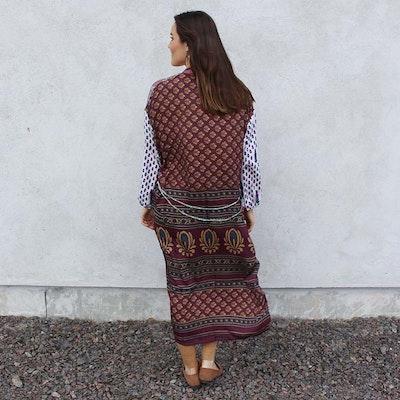 Kimono Morning Glory Long Pocket Nr 206 - Sissel Edelbo
