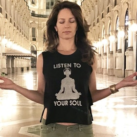 "Linne ""Listen to your soul"" - SuperLove Tees"