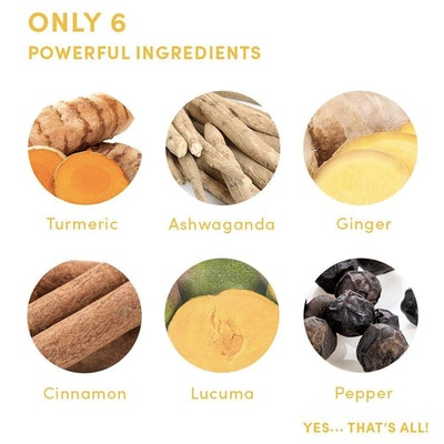 Golden Mellow - Your Superfoods